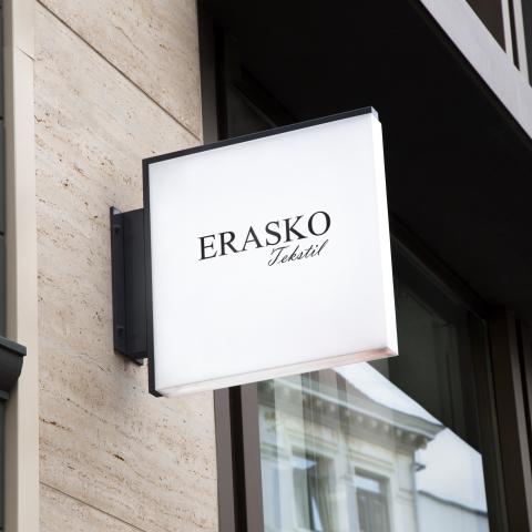 Erasko Tekstil Logo
