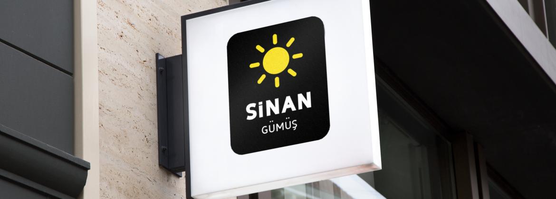 Sinan Gümüş Logo