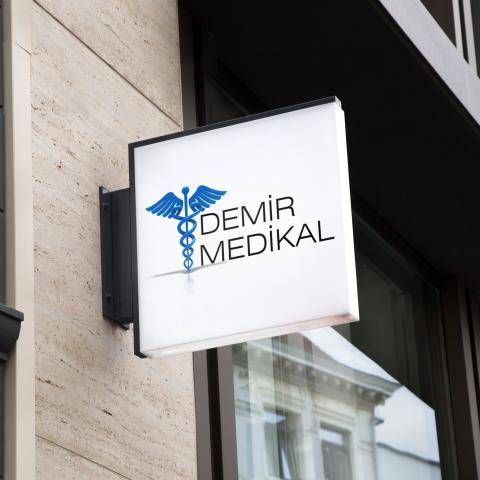 Demir Medikal Logo