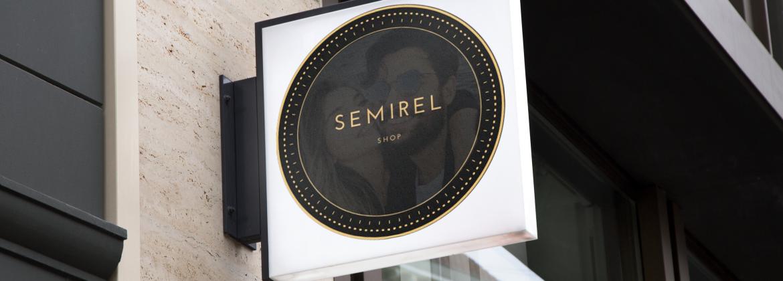 Semirel Shop Logo