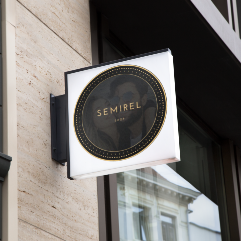 Semirel Shop Logo